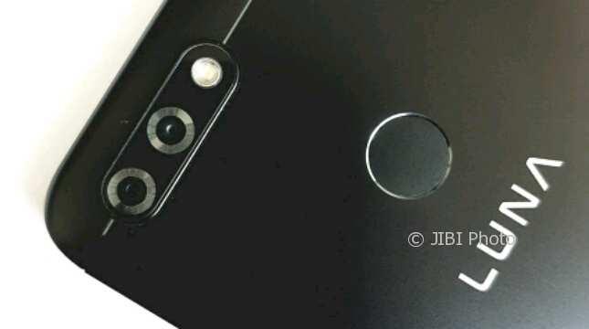 Luna G8 dengan Quad-lens. (Istimewa)