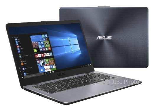 Asus VivoBook 14 A442. (Istimewa/Asus)