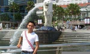 Ahmad Suryadi mantan pacar Kahiyang Ayu (Facebook)