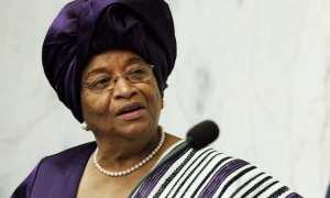 Ellen Johnson Sirleaf, presiden wanita pertama di Liberia (Youtube)