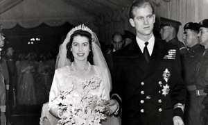 Foto pernikahan Ratu Elizabeth Ii dan Pangeran Philip (Telgraph.co.uk)