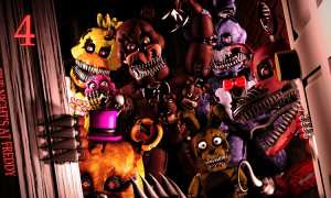 Game Five Night's at Freddy 4 (gamefour.com)