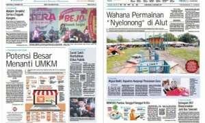 Harian Umum Solopos edisi Kamis 23 November 2017.
