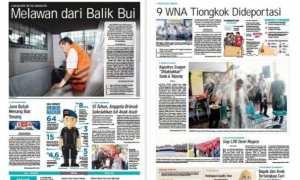 Harian Umum Solopos edisi Rabu 22 November 2017