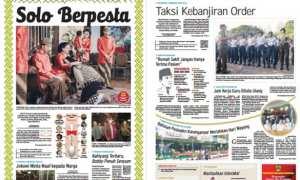 Harian Umum Solopos edisi Rabu 8 November 2017