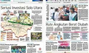 Harian Umum Solopos hari ini Kamis 2 November 2017