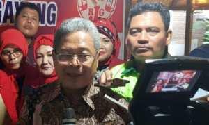 Wakil Gubernur Jateng Heru Sudjatmoko seusai deklarasi Sukarelawan Jateng Gayeng di Kota Semarang, Minggu. (JIBI/Solopos/Antara/ I.C.Senjaya)