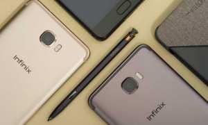 Infinix Note 4 Pro. (Istimewa/onlineshoppingkenya.com)