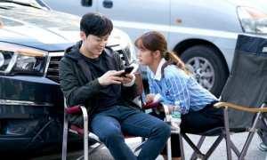 Jo Jung Suk dan Hyeri (Soompi)