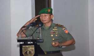 Mayjen TNI Wuryanto.