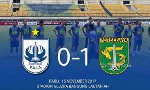 Ilustrasi laga PSIS Semarang vs Persebaya Surabaya. (Instagram @psisfcofficial)