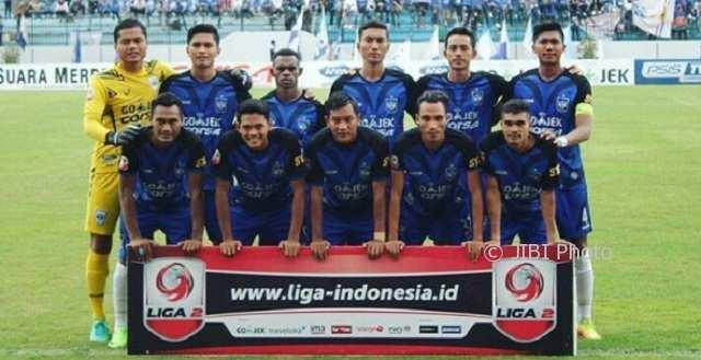 Tim PSIS Semarang. (Instagram-@melkior20)