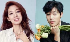 Park Shin Hye dan Ryu Jun Yeol (Soompi)