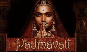Poster film Padmavati (Youtube)