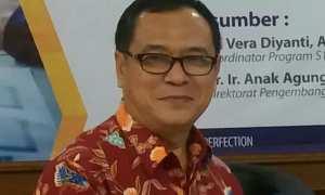 Rektor UII Nandang Sutrisna. (Harian Jogja/Sunartono)