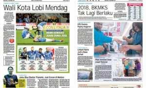 Solopos Hari Ini edisi Rabu 15 November 2017
