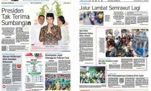 Solopos Hari Ini edisi Senin 6 November 2017