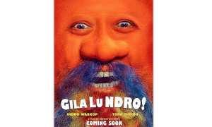 Teaser poster film komedi GIla Lu Ndro (Instagram @indrowarkop_asli)