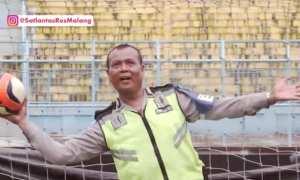 Video parodi dari Satlantas Polres Malang (Youtube)