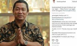 Potongan rekaman video Wali Kota Semarang Hendrar Prihadi yang mempromosikan pariwisata Kota Semarang kepada wisatawan mancanegara. (Instagram-@hendrarprihadi)