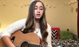 Hannah Stone. (Istimewa/YouNow)