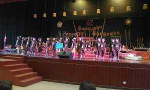 Parade Gamelan Anak ke-X di Auditorium Driyarkara Universitas Sanata Dharma (USD). (Foto istimewa/dokumen panitia)