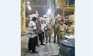 Wali Kota Semarang, Hendrar Prihadi.