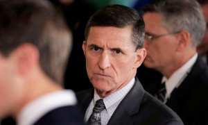 Michael Flynn. (JIBI/Reuters/REUTERS/Carlos Barria)