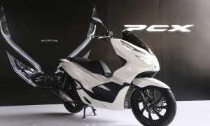 All New Honda PCX 150 produksi Indonesia (astra-honda)