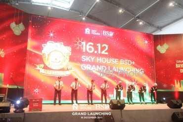 Launching Sky House BSD+ (Istimewa/BSD)