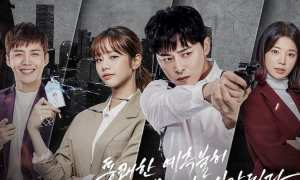 Drama Two Cops (Soompi)