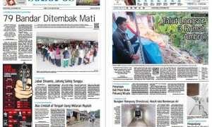 Harian Umum Solopos edisi Kamis 28 Desember 2017