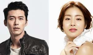 Hyun Bin dan Kang Sora (Allkpop)