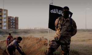 Ilustrasi militan ISIS (Cnn.com)