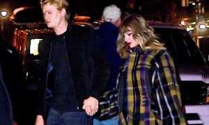 Joe Alwyn dan Taylor Swift (US Magazine)