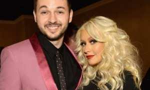 Matthew Rutler dan Christina Aguilera (Life and Style)