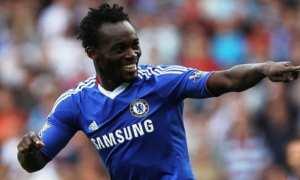 Michael Kojo Essien kala masih berseragam Chelsea. (Mirror.co.uk)