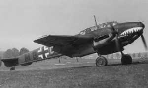 Pesawat milik Jerman yang terlibat dalam pertempuran di Teluk Heligoland, Laut Utara, Jerman, 1939. (Wikimedia.org)