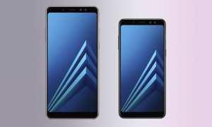 Samsung Galaxy A8 dan Galaxy A8 Plus (Samsung)
