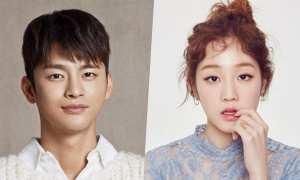 Seo In Guk dan Park Bo Ram (Soompi)