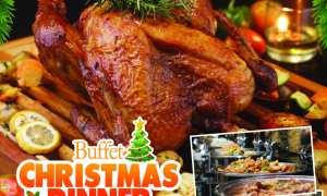 Hotel Santika Premiere Jogja menghadirkan kehangatan malam Natal bersama keluarga dengan mempersembahkan sajian lezat khas Natal. (IST/Dok Hotel)