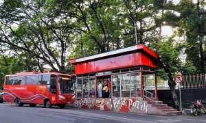 BRT Trans Semarang. (Instagram-@transsemarang)