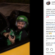 Ojek Bule Jadi Sopir Go-Car di Amerika