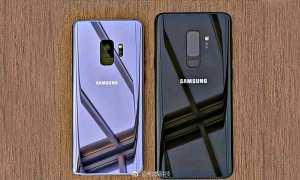 Prediksi konsep Samsung Galaxy S9 dan Galaxy S9+. (Istimewa)
