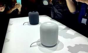 Apple Homepod. (Istimewa/Pocket-lint)