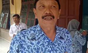 Camat Kebonarum, Klaten, Djoko Purwanto. (Youtube/Kabarepiye)
