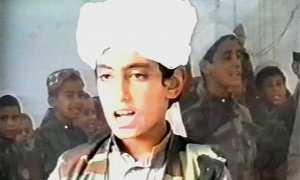 Osama bin Hamza bin Osama bin Laden. (Istimewa/Dailymail.co.uk)