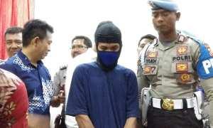 Babeh, pelaku sodomi 41 anak di Tangerang (Okezone.com)