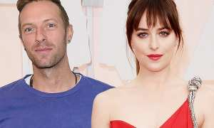 Chris Martin dan Dakota Johnson (Pictagram)Chris Martin dan Dakota Johnson (Pictagram)