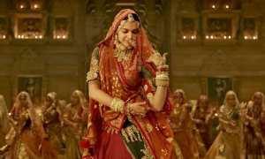 Deepika Padukone di film Padmavat (Indian Express)